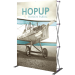 Hopup 5ft Straight Full Height Tension Fabric Display